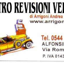Centro Revisioni Veicoli di Arrigoni A e C Sas
